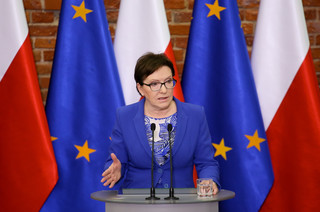 Ewa Kopacz zabiera głos w sprawie Grecji: Polska nie straci na udzieleniu pomocy