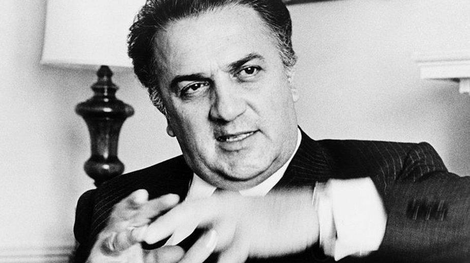 Federico Fellini - domena publiczna