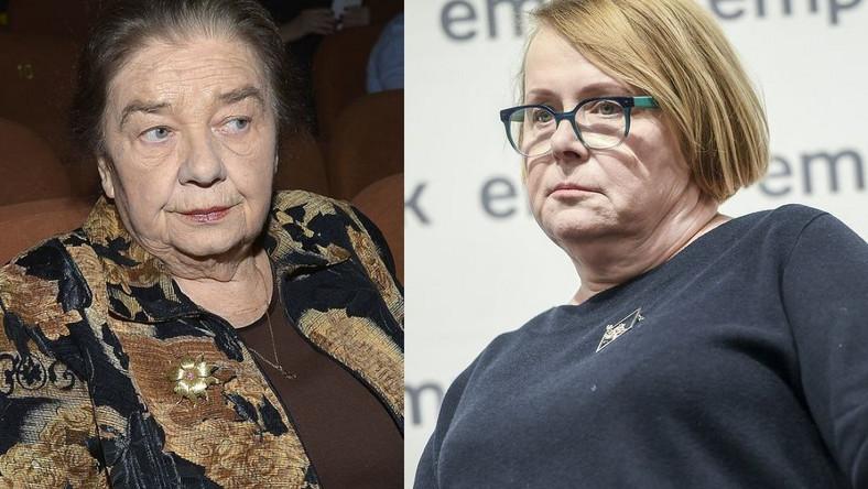 Katarzyna Łaniewska, Ilona Łepkowska