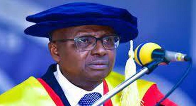 Prof Kayode Adebowale, (AN24)