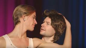 Romantyczny taniec norweskich skoczków