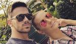 Muž Goce Tržan se slikao go za Instagram, a pevačica je reagovala OVAKO
