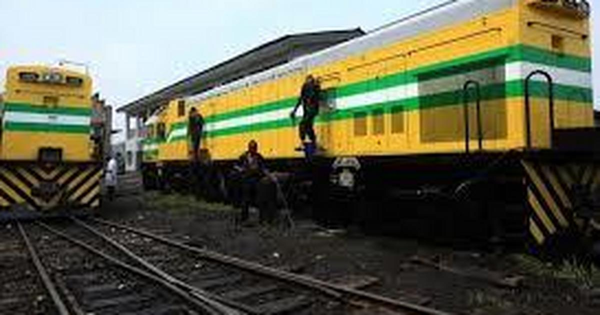 NRC decries high rate of rail tracks vandalism in Enugu - Pulse Nigeria