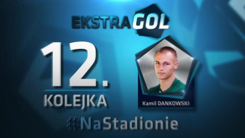 EkstraGol - Kamil Dankowski zwycięzcą w 12. kolejce