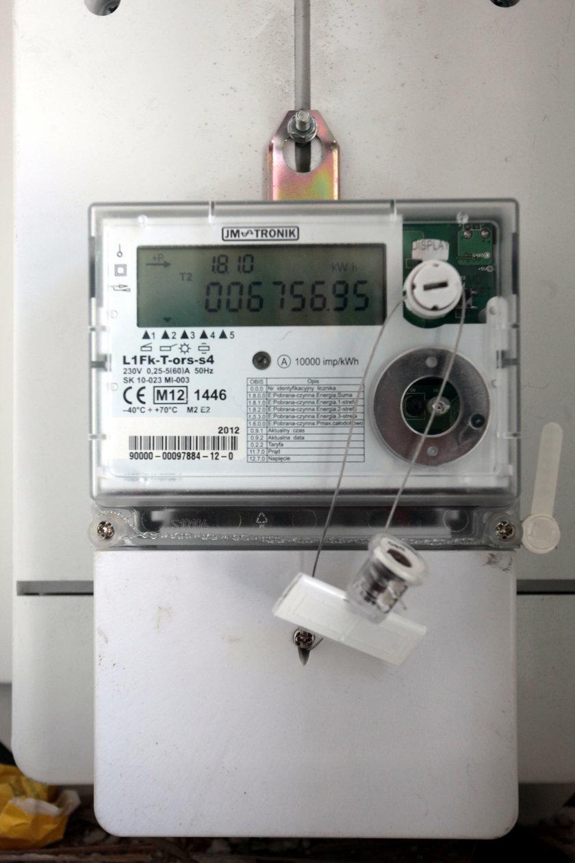 Energa przyznaje, że ktoś z jej pracowników błędnie spisał licznik
