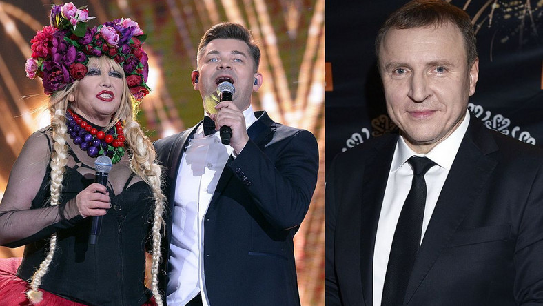 Maryla Rodowicz i Zenek Martyniuk, Jacek Kurski
