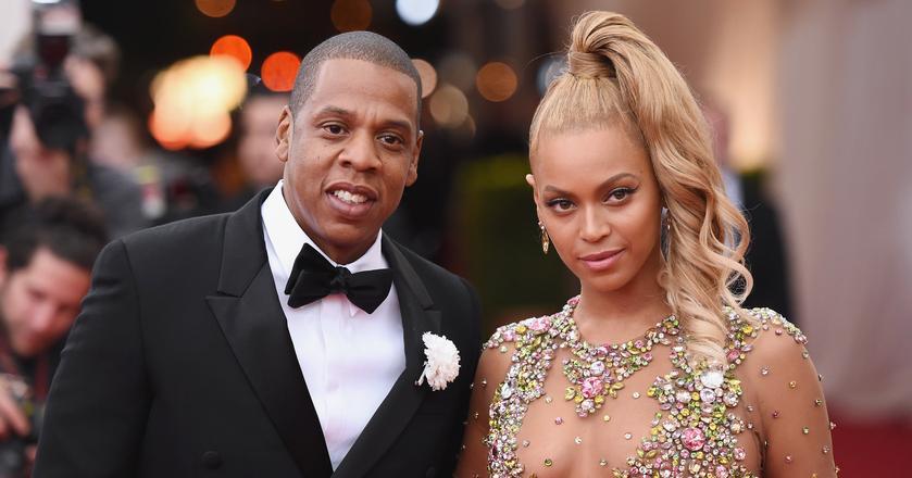 Prawdziwą sztuką jest prowadzenie pełnej sukcesów kariery i utrzymywanie udanego związku (na zdjęciu: jedna z najpotężniejszych par show-biznesu, Beyonce i Jay-Z)