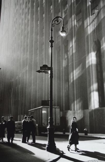 Wall Street, Nowy Jork, 1960 r.