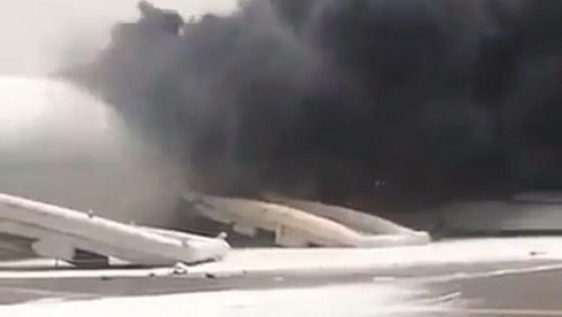 Lotnisko w Dubaju