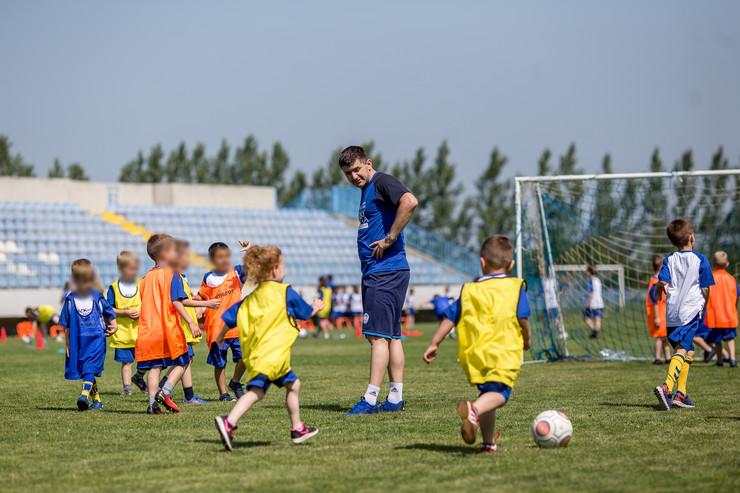 BSK škola fudbala, Dejan Milovanović