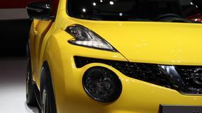 Nissan Juke odmieniony