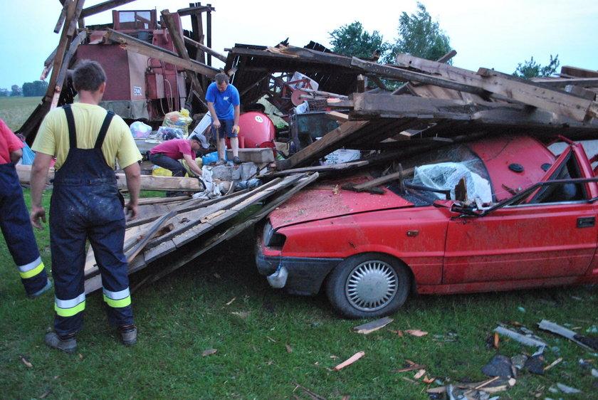 Tornado zabrało nam wszystko