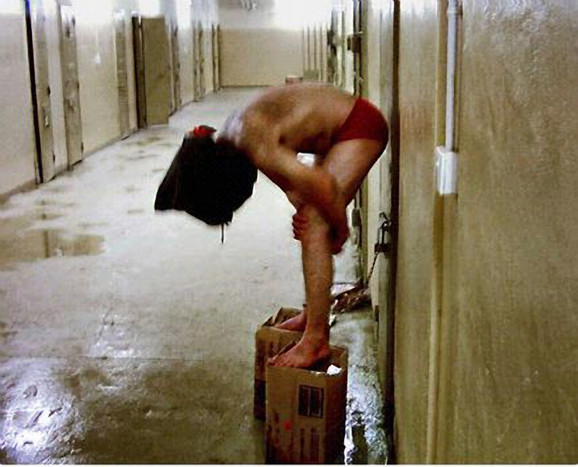 Jedna od metoda mučenja koju su smislili psiholozi