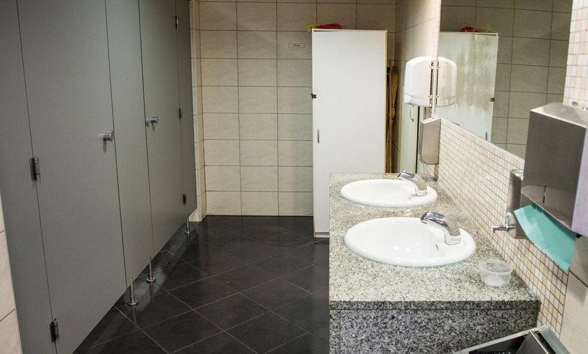 Skandal w urzędzie. Ktoś nagrywał ludzi w toalecie!