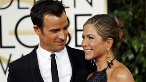Jennifer Aniston i Justin Theroux już po ślubie?