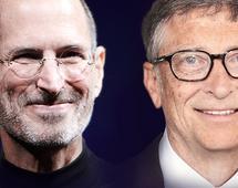 Gates i Jobs znali się dość dobrze. Pod koniec życia Jobsa, Gates spędzał z nim sporo czasu