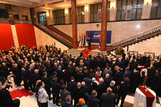 Novi Sad302 obelezavanje jubileja prisjedinjenja vojvodine srbiji foto Nenad Mihajlovic