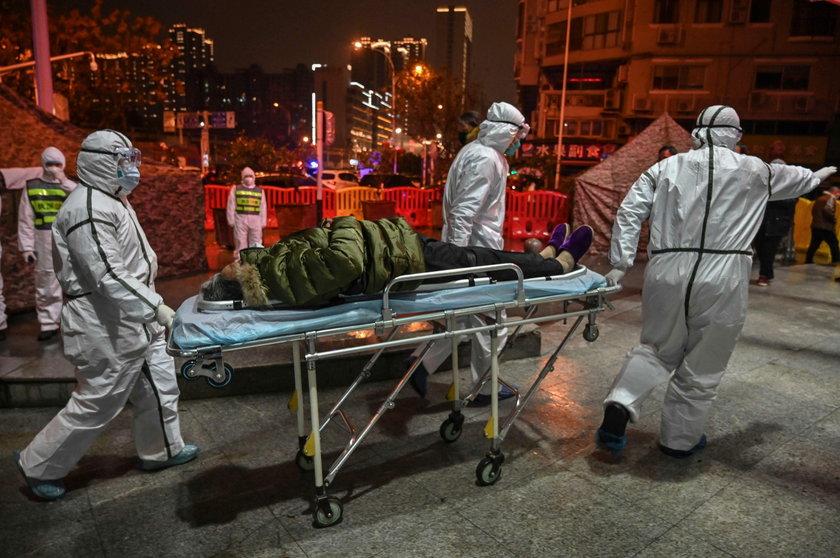 Wirus z Chin atakuje w Niemczech. Są kolejne przypadki