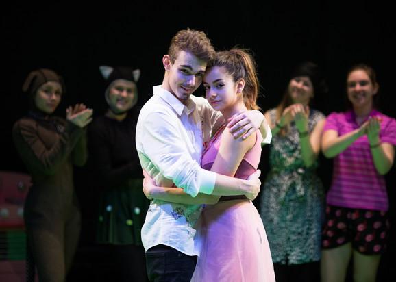 """U predstavi učestvuju učenici drugog i trećeg razreda Srednje baletske škole """"Lujo Davičo"""""""