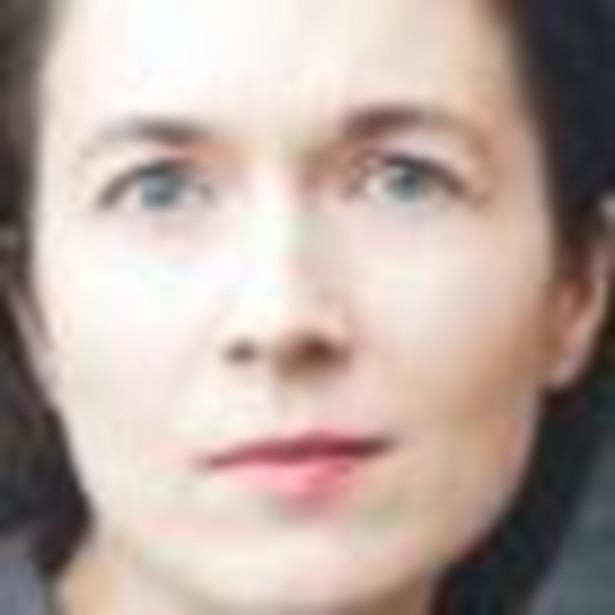 Elżbieta Włodarczyk, dyrektor Działu Usług Certyfikacyjnych Krajowej Izby Rozliczeniowej