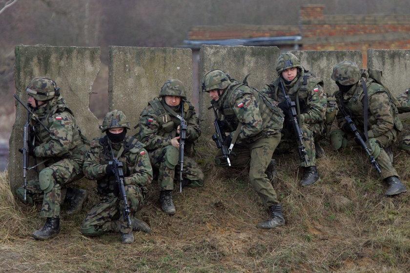 Ćwiczenia polskich wojsk przed misją ONZ w Afganistanie