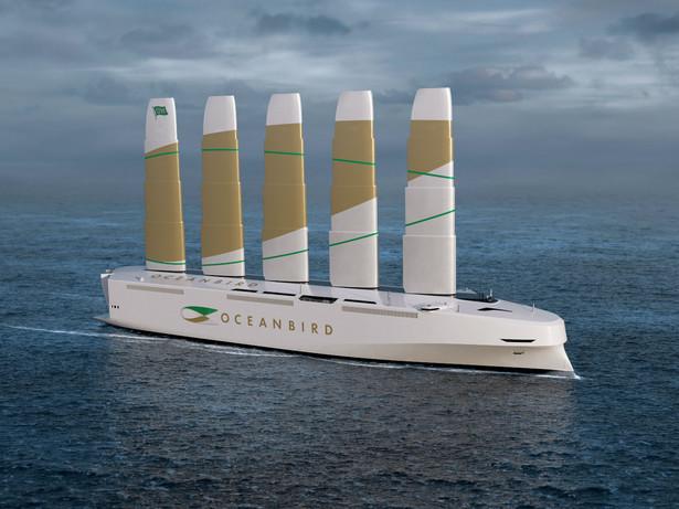 Oceanbird pierwszy transatlantycki żaglowiec do transportu samochodów