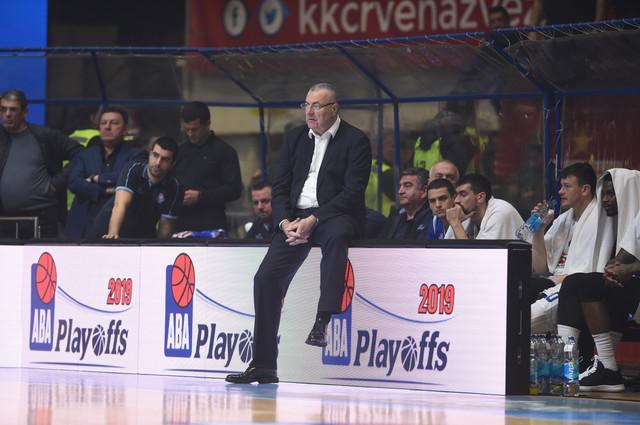Jasmin Repeša, trener Budućnosti