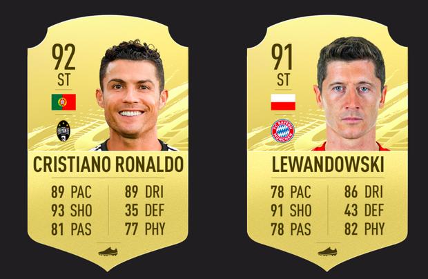 FIFA 21: Robert Lewandowski 3. najlepszym piłkarzem w grze ...