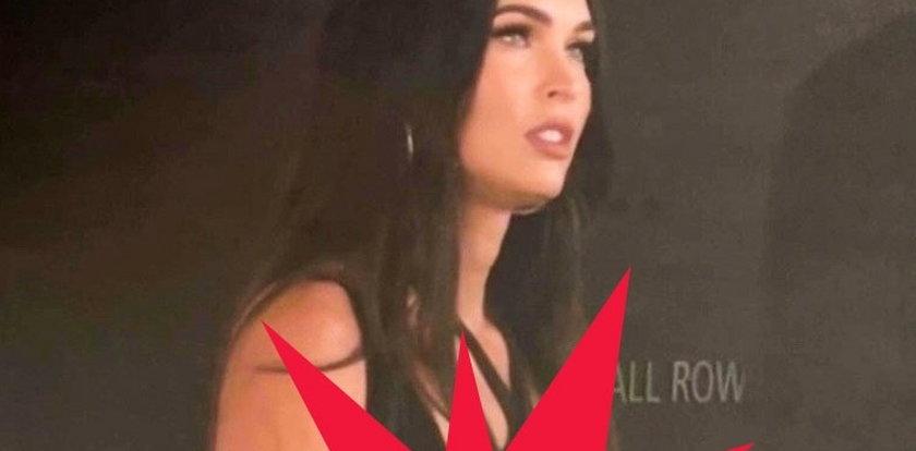 Megan Fox zaszalała z kreacją na Billboard Music Awards 2021. Aktorka przyćmiła wszystkich!