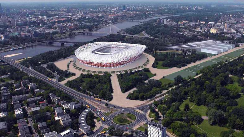 Finał Euro 2012 w Warszawie?!