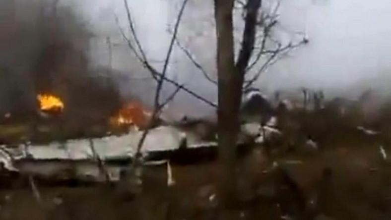 Władze Smoleńska chcą kaplicy na miejscu katastrofy