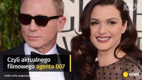Kobieta Bond to błąd? Tak twierdzi Rachel Weisz