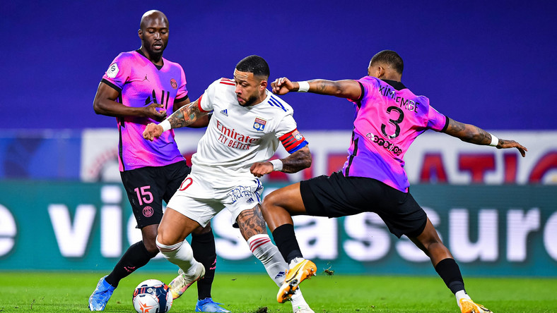 Olympique Lyon - Paris Saint-Germain
