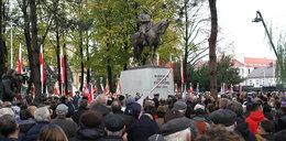 Marszałek na Kasztance w Rzeszowie. Odsłonięto wyjątkowy pomnik