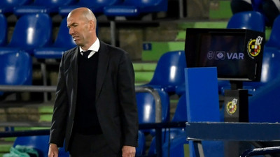 Super League a question for Real president Perez, says Zidane