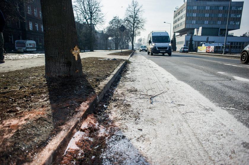 Obrażenia Beaty Szydło po wypadku w Oświęcimiu