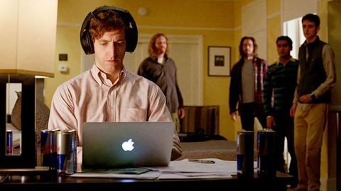 """Richard, główny bohater serialu """"Silicon Valley"""", miał problemy w zarządzaniu m.in. przez brak skupienia na kliencie"""