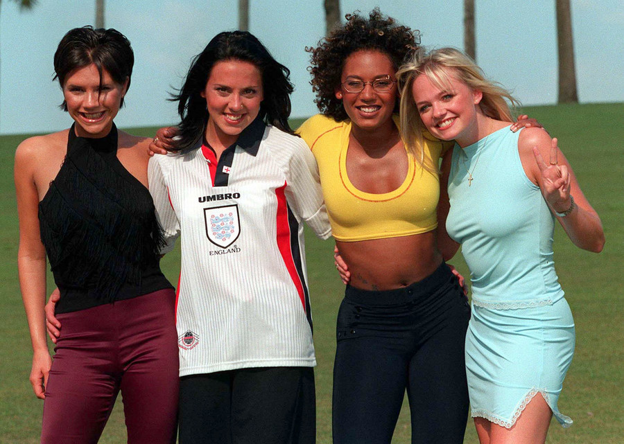 Spice Girls / Dave Hogan /GettyImages