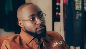 Nigerian music star Davido [Instagram/Davido]