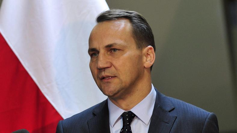 Radosław Sikorski, fot.Reuters/Esam Al-Fetori
