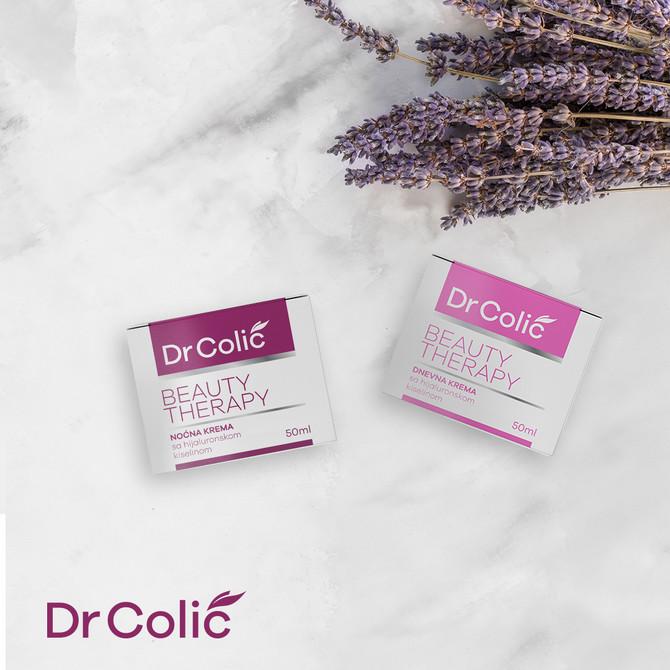 Dr Colić Beauty therapy dnevna i noćna krema sa hijaluronskom kiselinom
