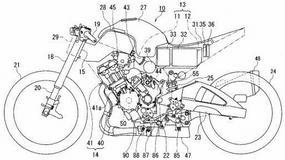 Suzuki pracuje nad hybrydowym motocyklem