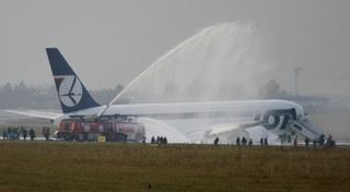 Amerykański prawnik o pozwie pasażerów Boeinga 767 kapitana Wrony