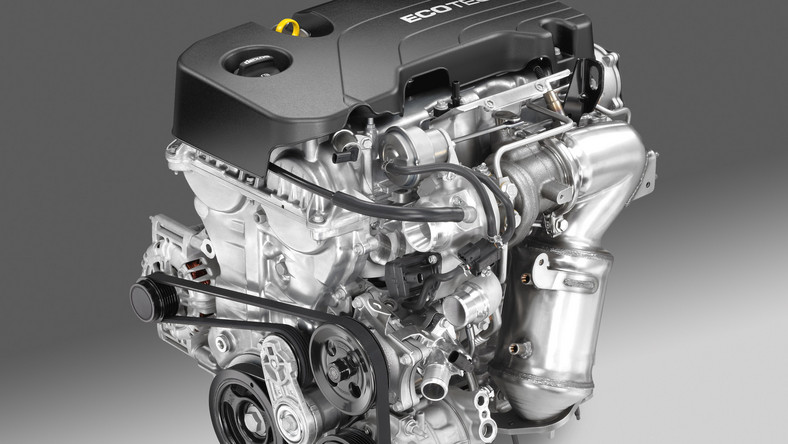 Opel 1.4 ECOTECT Direct Injection Turbo
