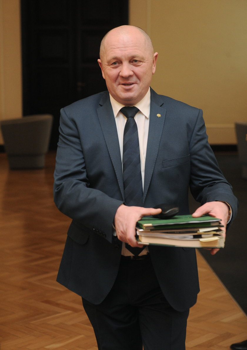 Marek Sawicki, minister rolnictwa