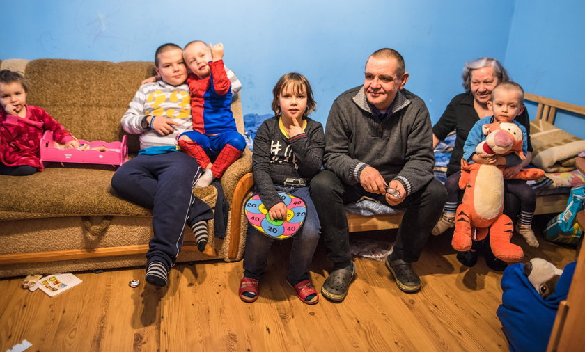 Wojciech Kabza z Łodzi może opiekować się sześciorgiem dzieci. To orzeczenie sądu rodzinnego
