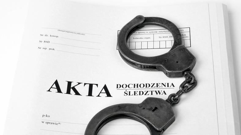 """10 lat więzienia za """"skok stulecia"""". Akt oskarżenia dla grupy przestępczej"""