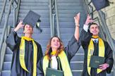 """Ovu su tri naše priče sa samo jednog koledža u Americi. Po najnovijoj statistici, godišnje po čitavom svetu imamo preko 30.000 istih i različitih naših """"priča"""""""