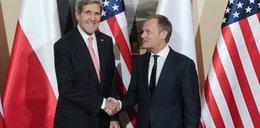 Po co Kerry przyleciał do Polski?