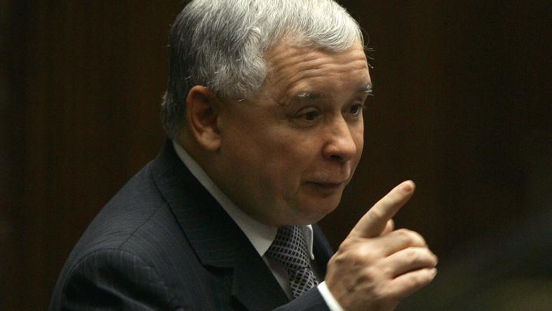 Jarosław Kaczyński zapowiada na Kongresie PiS rozliczenie z przegranej